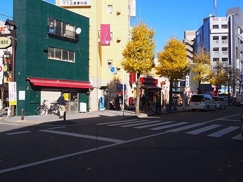 上福岡駅東口
