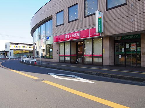 柳瀬川駅西口